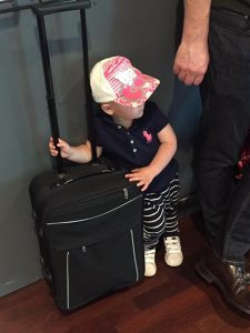 Pieni matkustaja