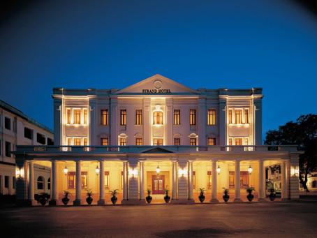 Strand Hotel , Myanmar (Burma)