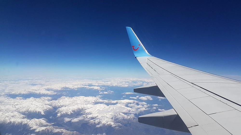 Bildresultat för tui flight wing
