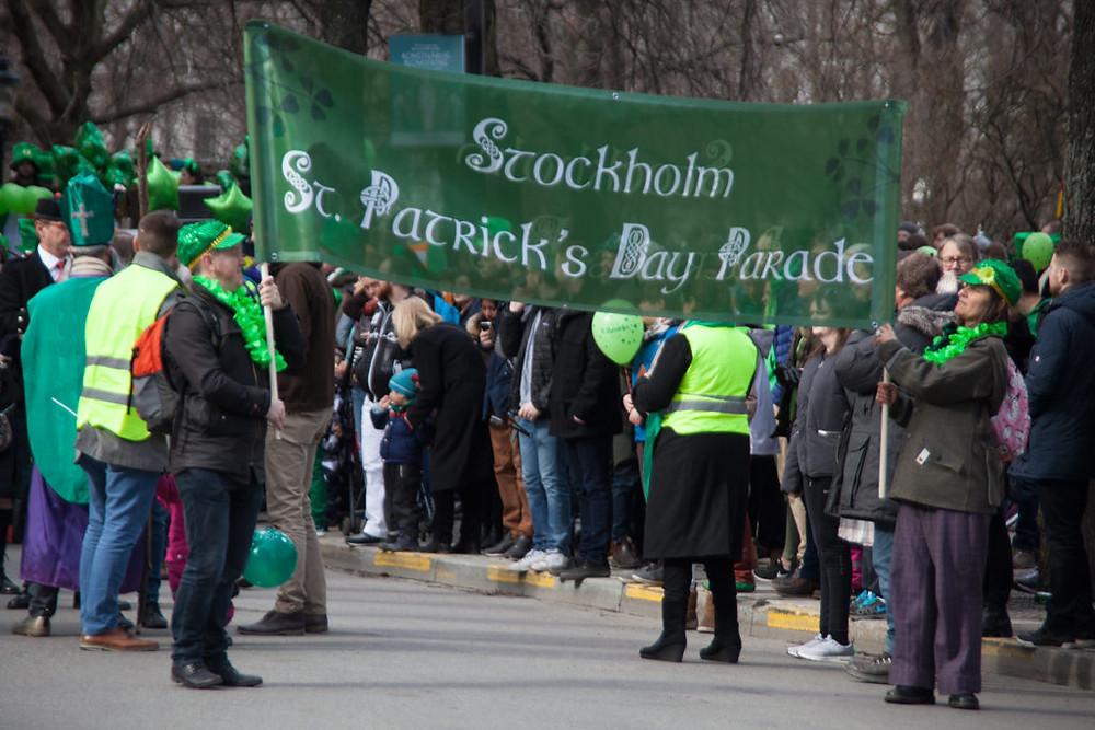 Bildresultat för st patricks day stockholm