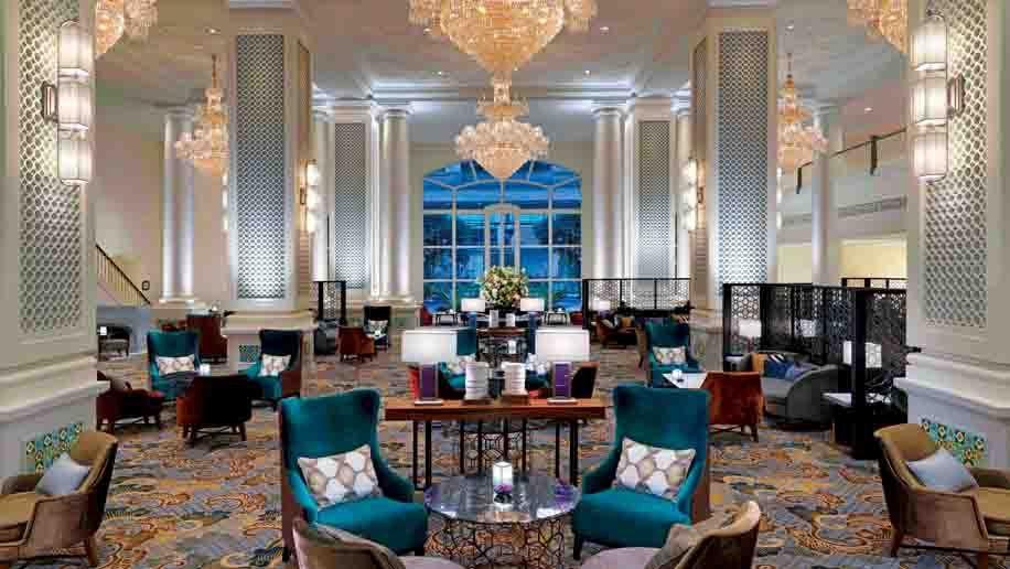 Bildresultat för hotel intercontinental singapore