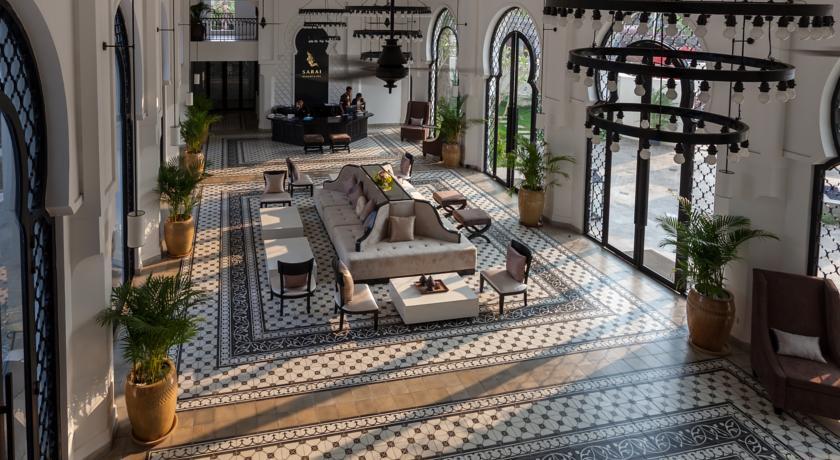 Bildresultat för sarai hotel