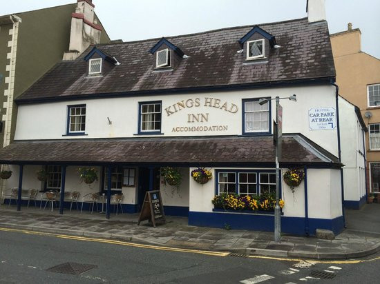 Bildresultat för the kings head inn