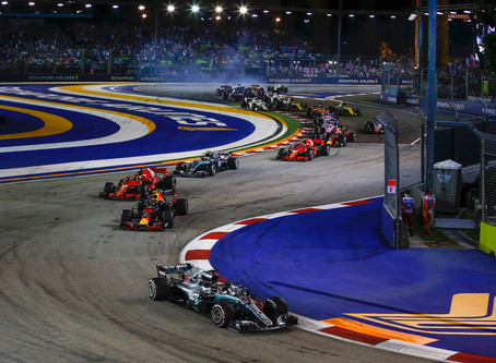 Formula 1 -Singapore