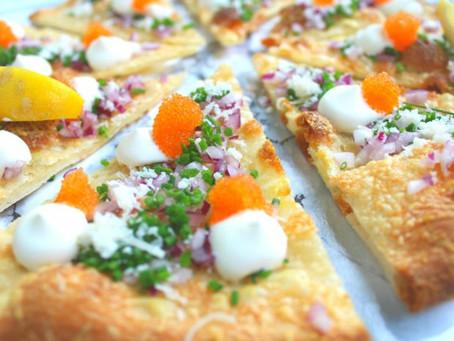Juhannuksen helpoin mätipizza