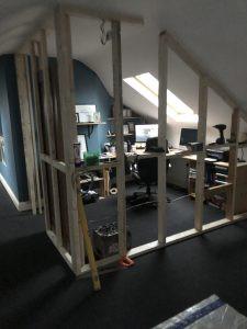 Uusi toimisto