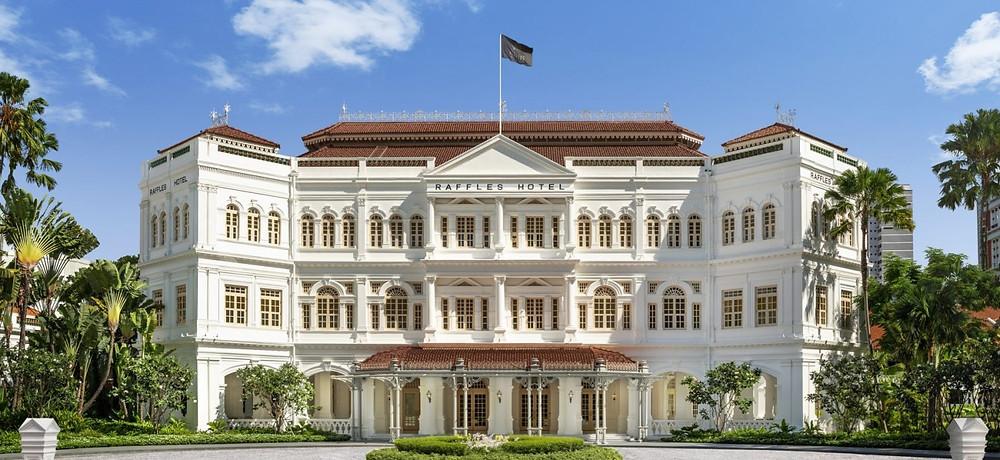 Bildresultat för raffles singapore