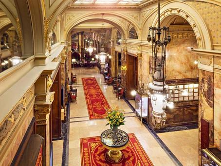 Hotel Metropole, Bryssel
