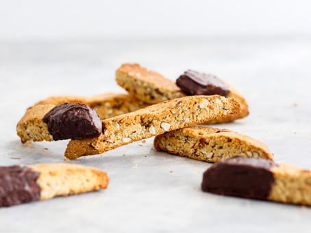 Biscotti- Italialaiset mantelikorput
