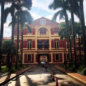 Mitä muuta teimme Yangonissa?