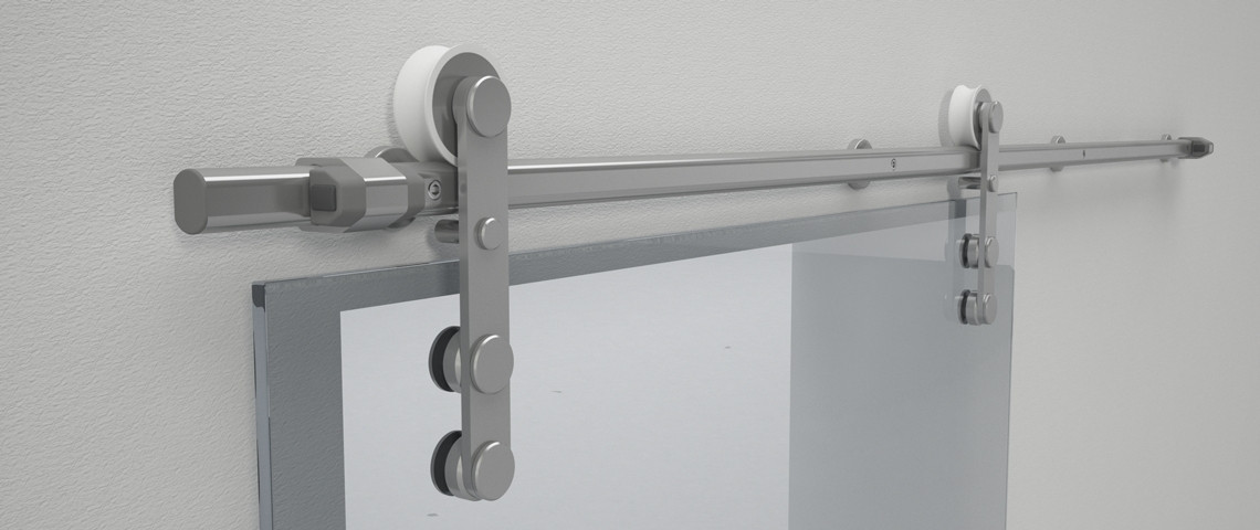 Albatur 8900 Askılı Sürme Cam Kapı Mekanizması