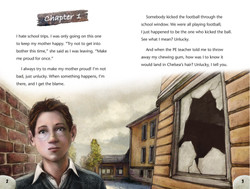 Point Danger book page