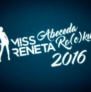 Miss Reneta 2016 - Abeceda Ro(c)ku