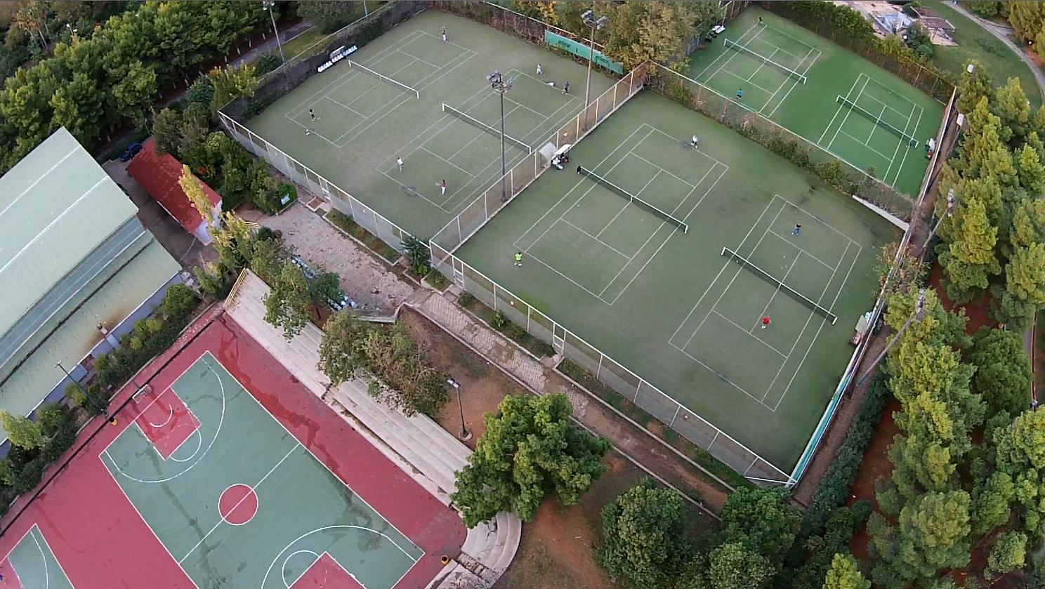 Αθλητικές Εγκαταστάσεις