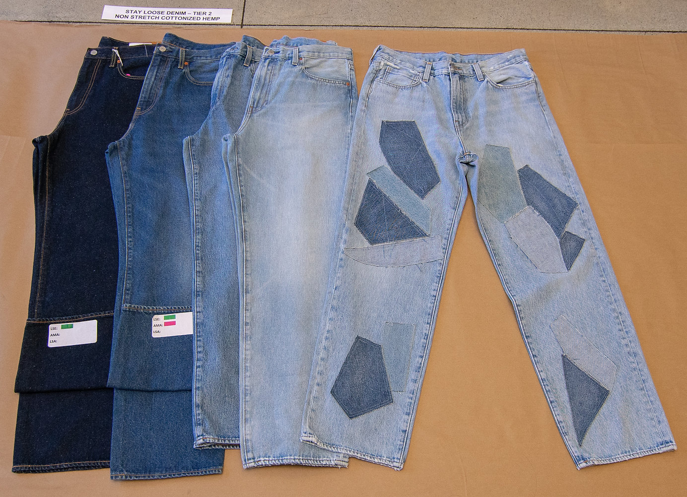 MB_STAY LOOSE DENIM - TIER 2 NON STRETCH