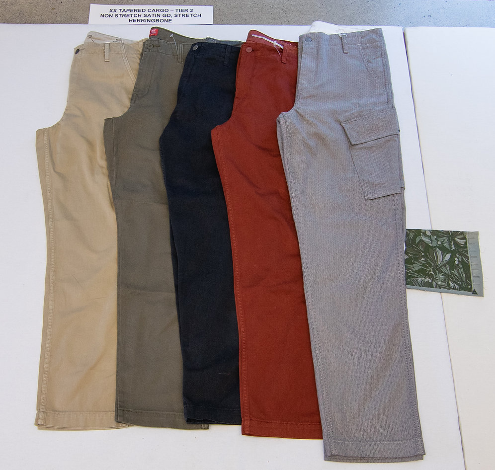 MB_XX TAPERED CARGO - TIER 2 NON STRETCH