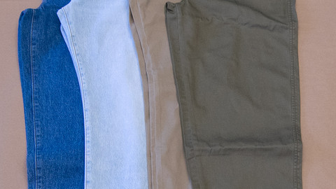 MB_STAY BAGGY TAPER & XX STAY BAGGY TAPER - TIER 2 NON STRETCH COTTONIZED HEMP