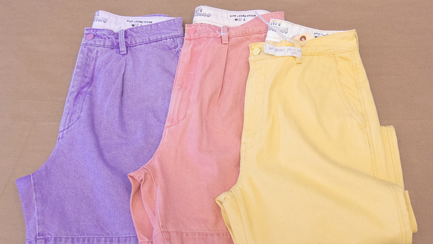 MB_XX CHINO PLEATED SHORT - TIER 2