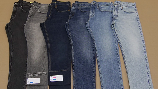 MB_502 SLIM TAPER - TIER 3 LEVIS FLEX ECO PERFORMANCE