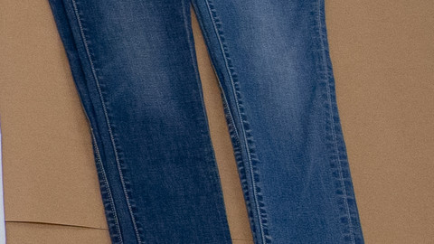 WB_720 HIGH RISE SUPER SKINNY COOL - TIER 3