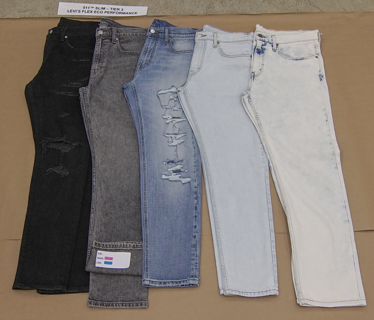 MB_511 SLIM - TIER 3 LEVIS FLEX ECO PERF