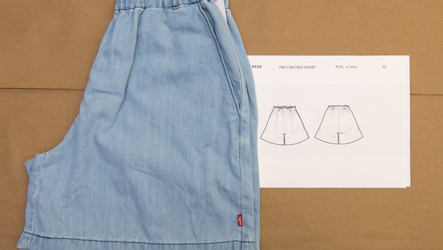 WB_HIGH WAISTED CINCHED SHORT - TIER 3