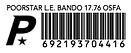 Poorstar Bando UPC