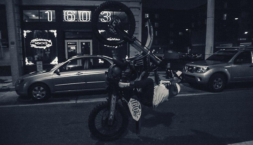 Kieth Abolish Poorstar Dirtbike