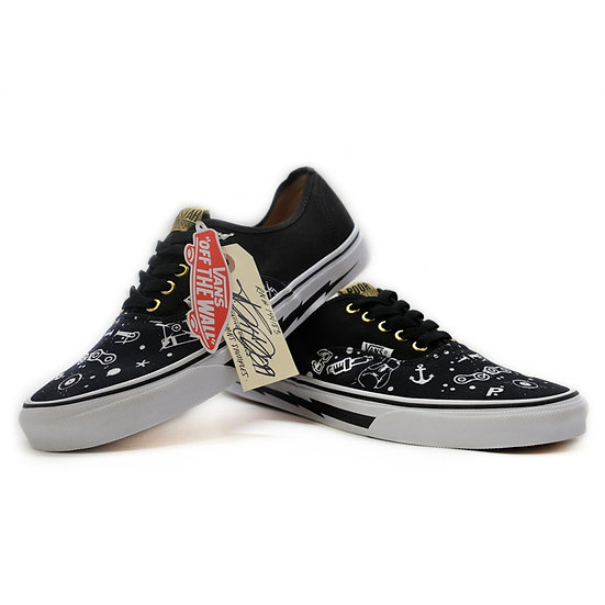 Poorstar | Fully customized VANS shoes