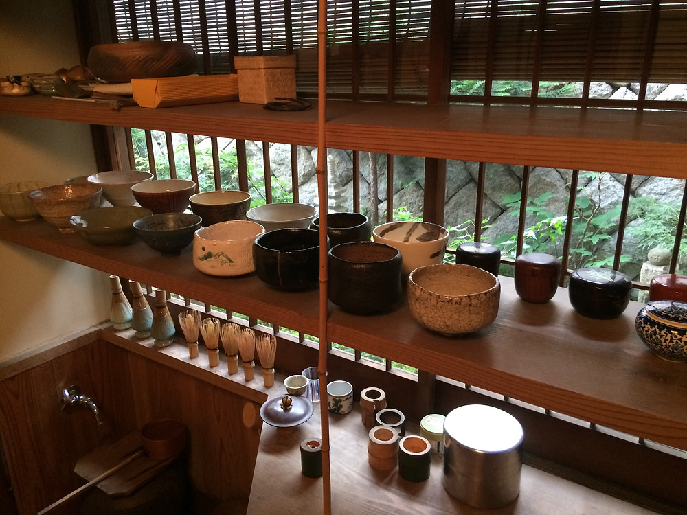 Matcha bowls chawans Shotoku Academy by Shibumi New Zealand