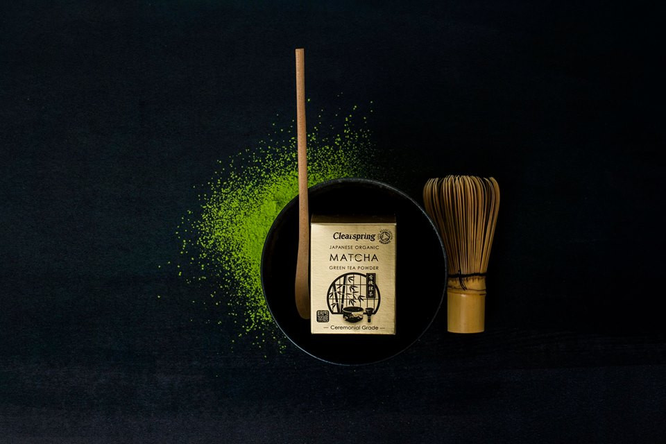 Clearspring ceremonial matcha by Shibumi New Zealand
