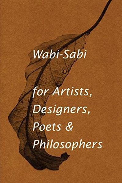 Wabi sabi book New Zealand