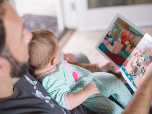 Kodėl verta skaityti vaikui garsiai?
