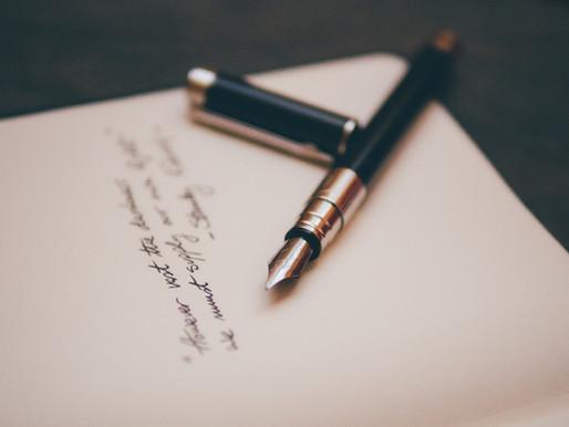 5 priežastys rašyti dienoraštį
