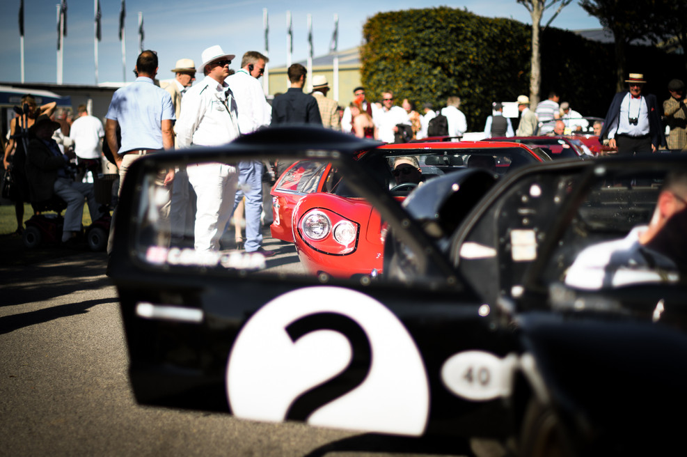 GT40 Parade