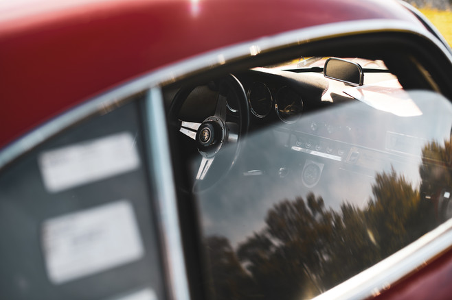 Alfa Romeo Giulia Sprint at Goodwood Kennels