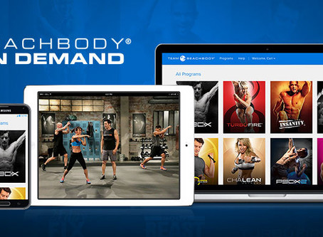 Fitness on Demand at Home Workouts