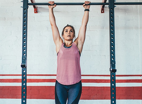 How to able to do Pull ups