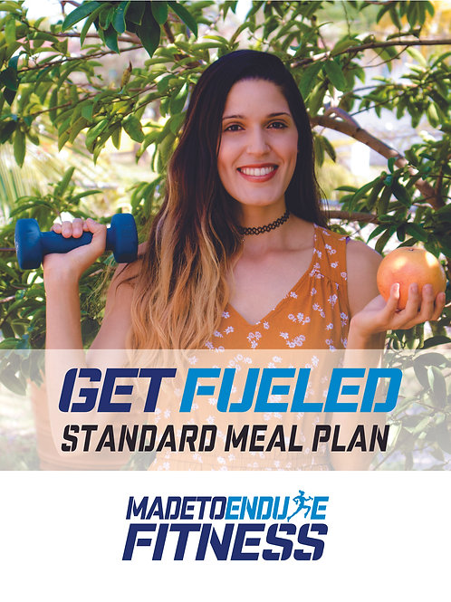 Standard Meal Plan