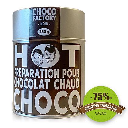 HOT CHOCOLATE Noir TANZANIE IBARIKI