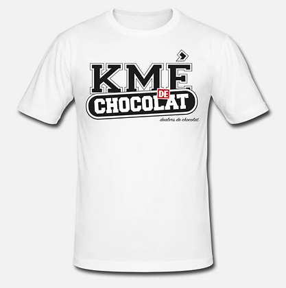 T-Shirt KME de Chocolat