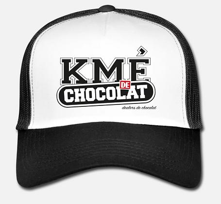 Casquette Trucker KME de Chocolat
