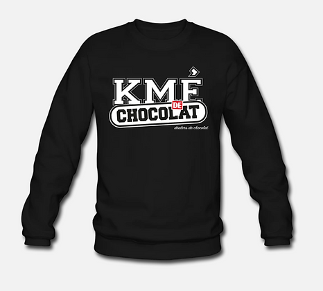 Sweat Shirt KME de Chocolat