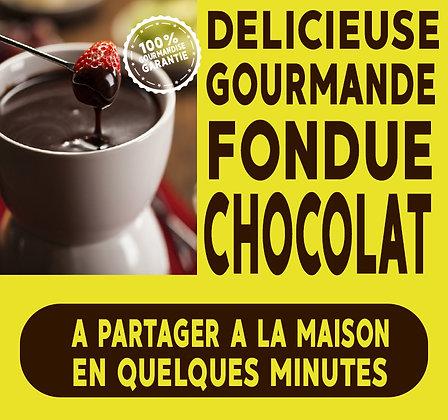 Kit Fondue de Chocolat