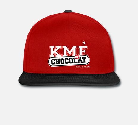 Casquette KME de Chocolat