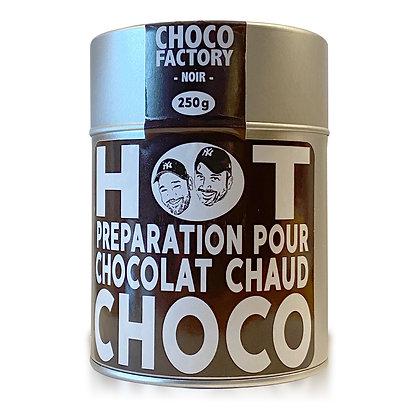 Chocolat pour HOT CHOCOLATE Choco Noir