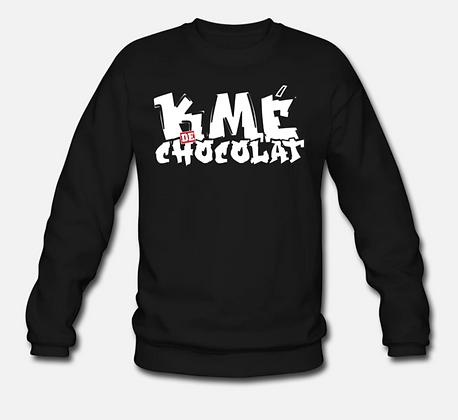 Sweat Shirt Graffiti KME de Chocolat