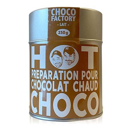 HOT CHOCOLATE Lait