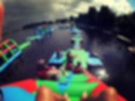 pirmais ūdens atrakciju parks Latvijā