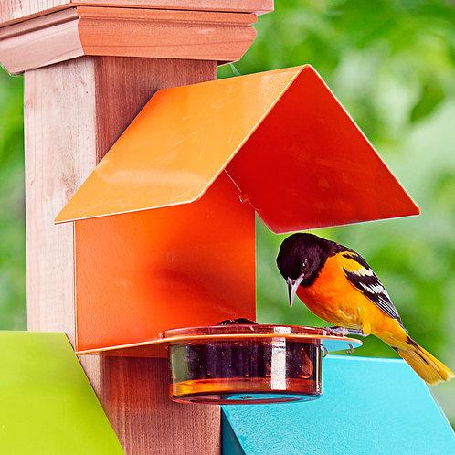 The Cottage - House Bird Feeder